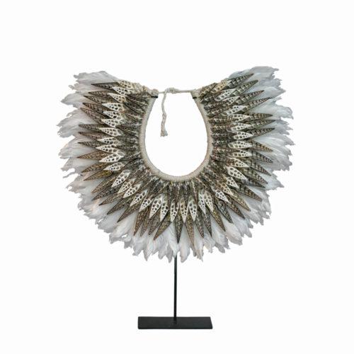 Necklace + Fur  ARA-002