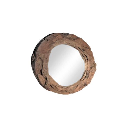 Erosion Mirror Round  BUD-001