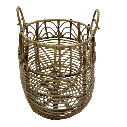 Set Basket Rattan  DLR-011