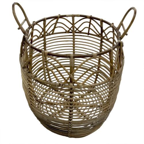 Set Basket Rattan  DLR-012