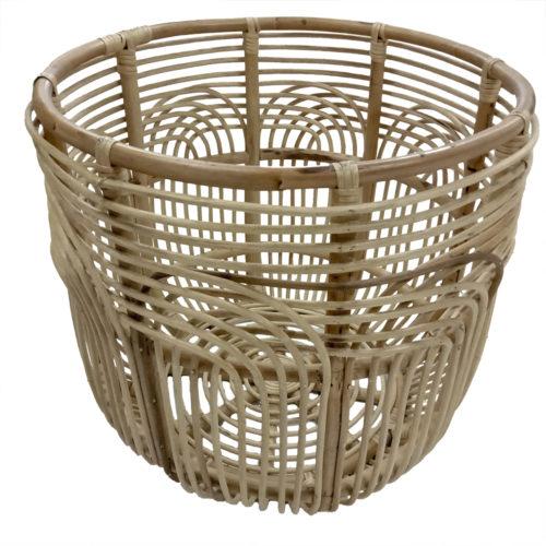 Set Basket Rattan  DLR-014