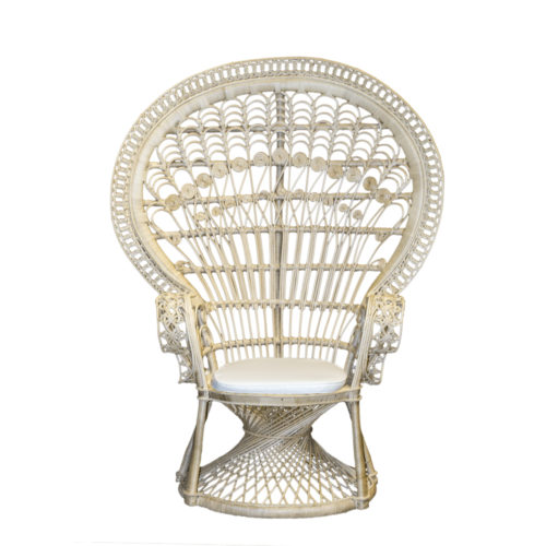 Peacock Chair With Cushion Ia 03  DPI-007