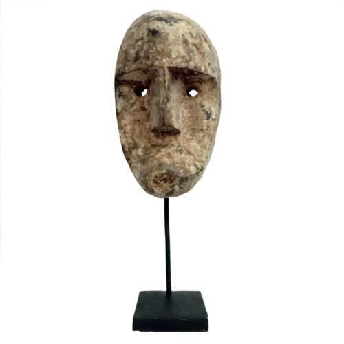 Mask On Stand  EAA-001