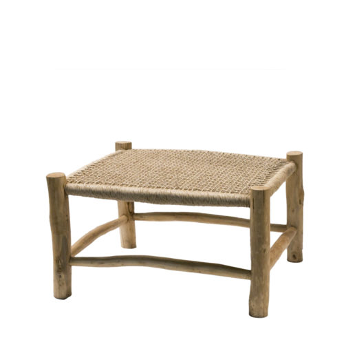 Rope Ikat Coffe Table  GLV-001