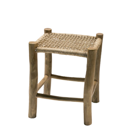Rope Side Table  GLV-003
