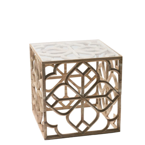 Cabban Side Table  GLV-004