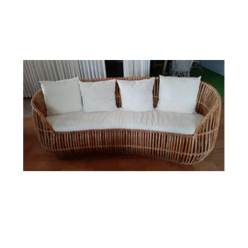 Bean Sofa With Cushion  HOF-014