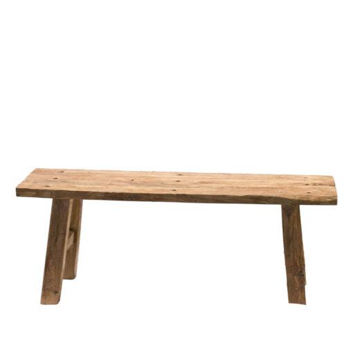 Bench Very Rustic Curve Legs  IMP-007