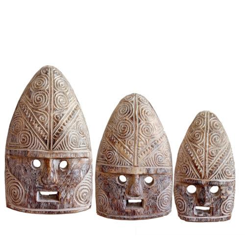 Mask Timor Set  KAT-004
