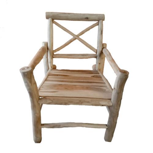 Living Chair Cross Back  PGI-008
