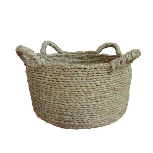 Seagrass Round Basket S  PSI-005