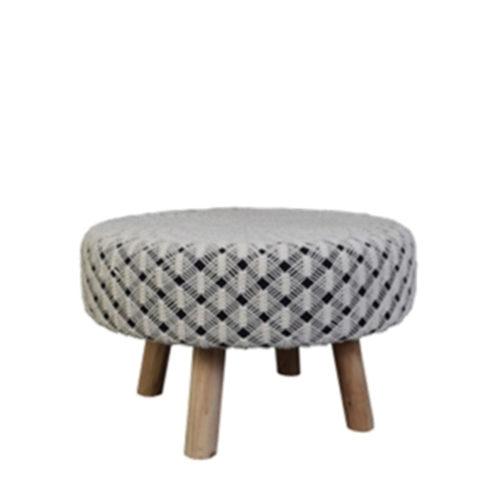 Macrame Side Table                                         TAP-001