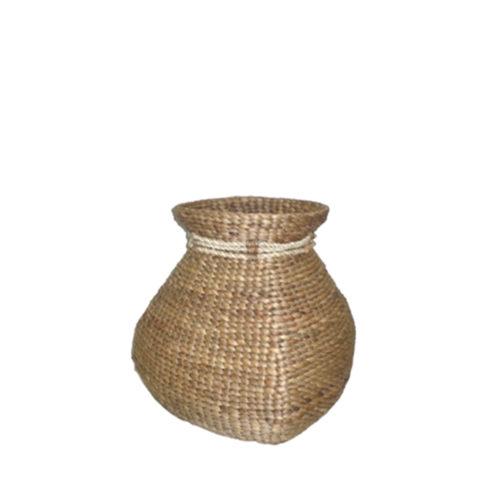Waterhyacinth Round Vase  TAP-005