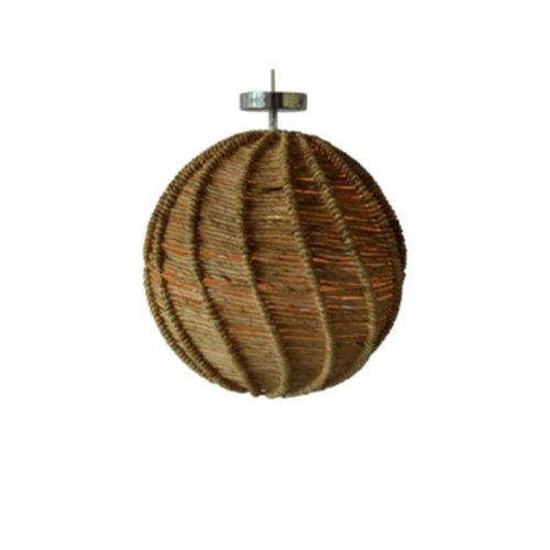 Bola Abaca Hanging Lamp                        TAP-014