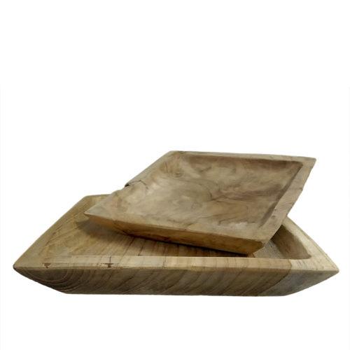 Square plate Set  SJP-004