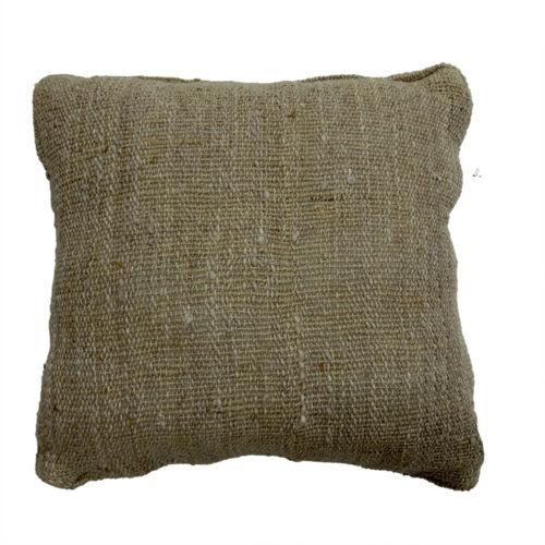 Cushions Brown Jute  TPL-015