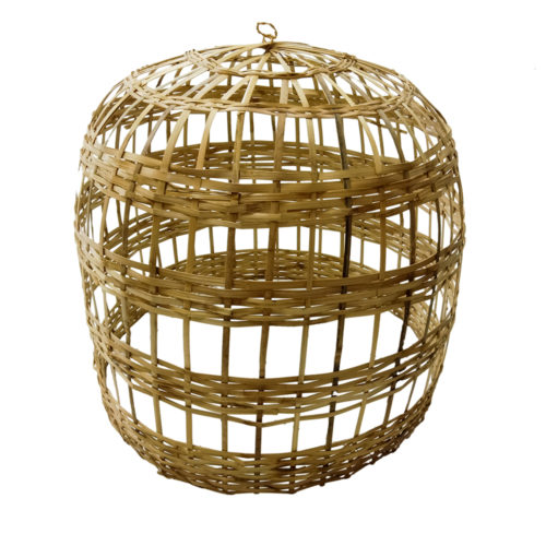 Bamboo Chandelier Small  FND-006