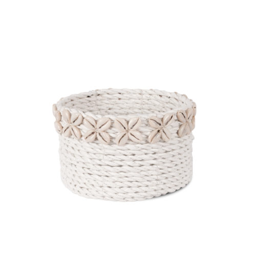 Round Seagrass Basket (S)  MSP-006
