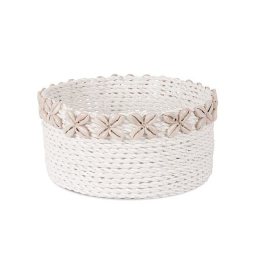 Round Seagrass Basket (M)  MSP-007