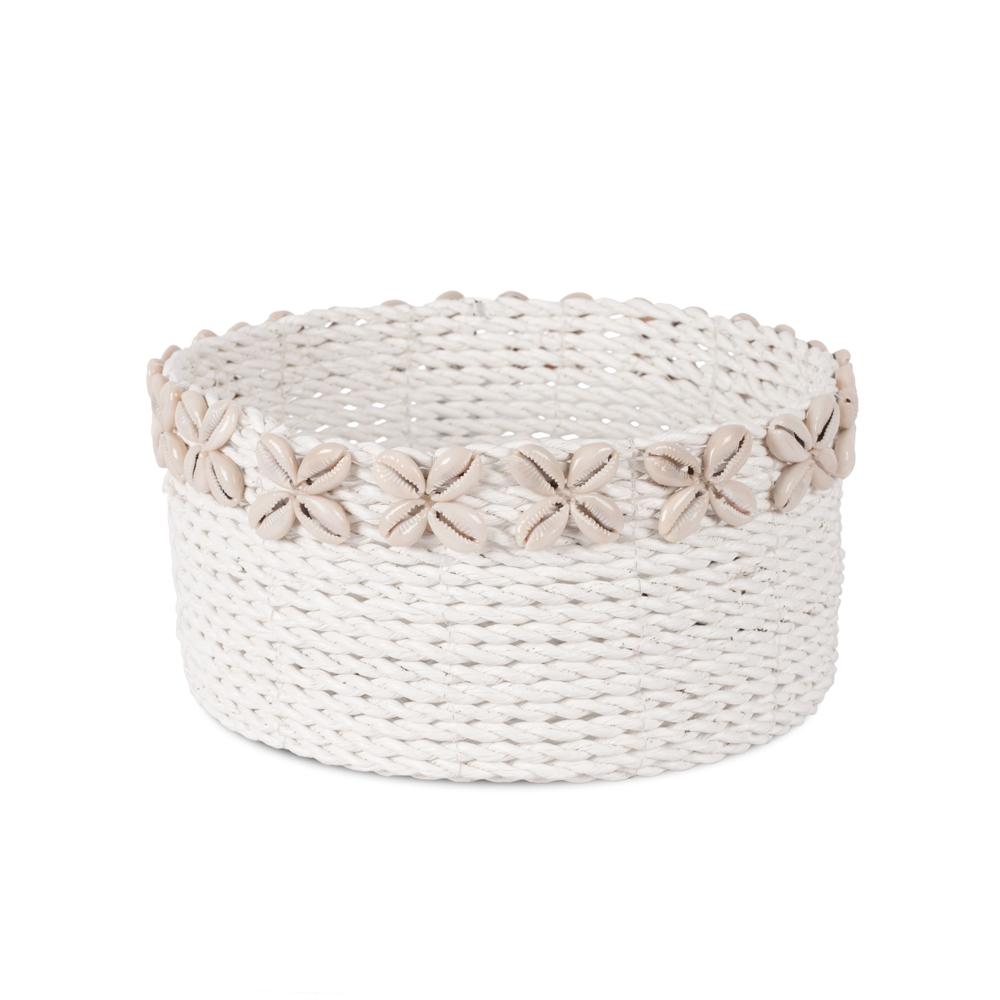 - Round Seagrass Basket (M) MSP-007 – Kabann Living
