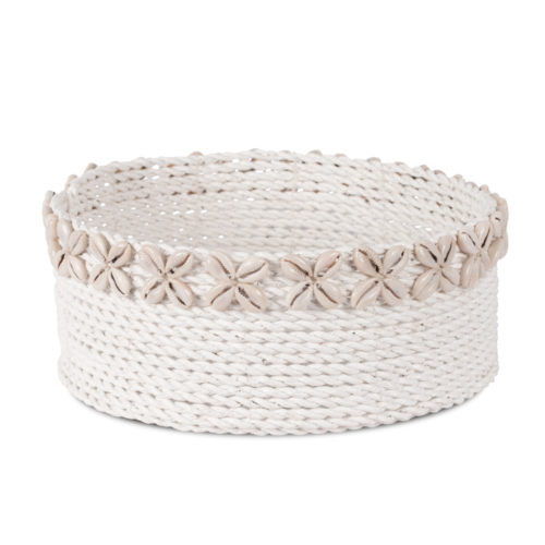 Round Seagrass Basket (L)  MSP-008